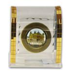 Enclosed GoldenTemple Religious Icon