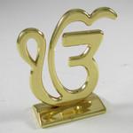 Gold Color Ik Onkar Icon