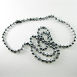 Metal Mala Prayer Beads