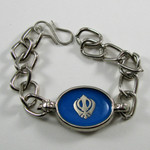 Khanda ਖੰਡਾ Chain Bracelet