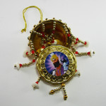 Gobind Singh & 10 Gurus Mirror Carousel (small)