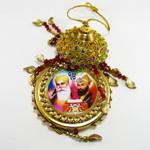 Guru Gobind Singh & Guru Nanak Mirror Carousel (large)