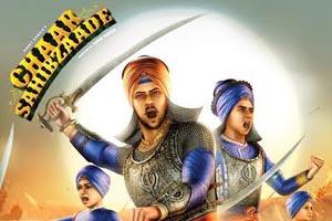 chaar sahibzaade dvd
