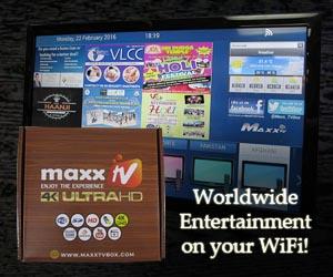 Maxx TV Hindi Punjabi Channels