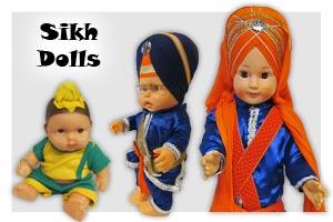 Sikh Toy Dolls