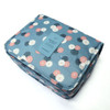 PATTERN TOILETRY POUCH