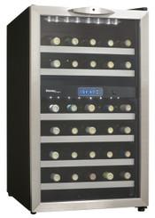 Danby Designer Wine Cooler - DWC286BLS