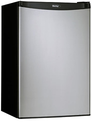 Danby Logo Refrigerator - DCR412BLS