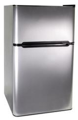 Haier 3.3 Cu. Ft. 2 Door Refrigerator/Freezer - HNDE03VS