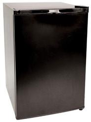 Haier 4.6 Cu. Ft. ENERGY STAR Refrigerator/Freezer Black - ESRN046B
