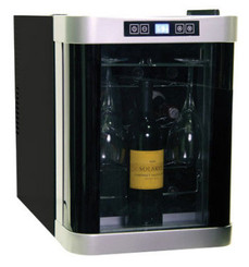 Haier 15-Bottle Display Window Wine Cellar - HVDW15ABB