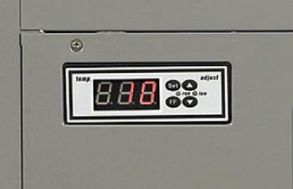 V1 - Temperature controller for FM-45G/FM-65G BD40ACDC-V4.0F