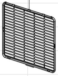 Filter for RPD-711DWP