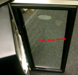 Whynter WC-211DZ Door Seal part