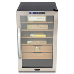 CHC-251S Whynter Stainless Steel 2.5 cu. ft. Cigar Cooler Humidor