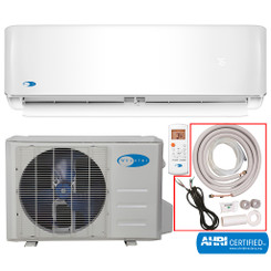 Whynter Air Conditioner Inverter Ductless Mini Split System 12000 BTU Air Conditioner Installation Kit Type 2