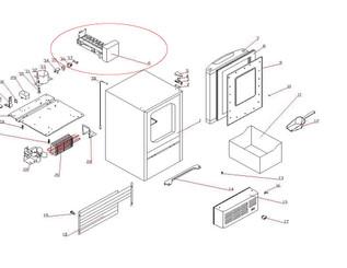 Ice Maker Kit for UIM-155