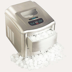 Whynter Portable Ice Maker - Stainless Steel Series