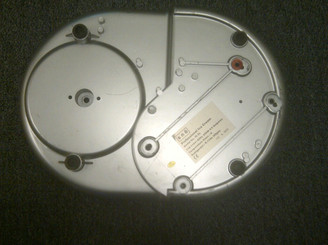 Whynter IC-2L Base Plate part