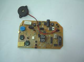 Whynter IC-2L Timer Control Board