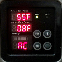 V1 - Temperature controller for FM-62DZ