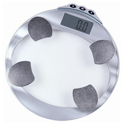 Whynter Glass Digital Body Fat & Water Scale with 10 Memory Setting