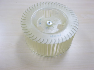 Blower WHEEL/EXHAUST FAN (lower fan - yellow colored) for ARC-12SD/ARC-14S/ARC-141BG/ARC-143MX