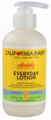 California Baby Everyday Lotion Calendula -- 6.5 fl oz