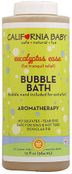 California Baby Eucalyptus Ease™ Bubble Bath Aromatherapy -- 13 fl oz