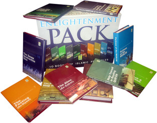 Enlightenment Pack 10 Books of Islamic Principles