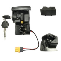 Downtube Battery Lock Interface Set for Current-Series E-Bikes