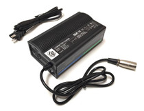 JR U500 Replacement Charger, HP Brand 48 Volts, 3 Amps