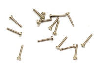 SA135 US Hinge Screw; 1.27mm Thread, 2.0mm Head, 5.3mm Length