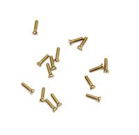 SA410 US Hinge Screw; 1.27mm Thread, 2.0mm Head, 5.2mm Length