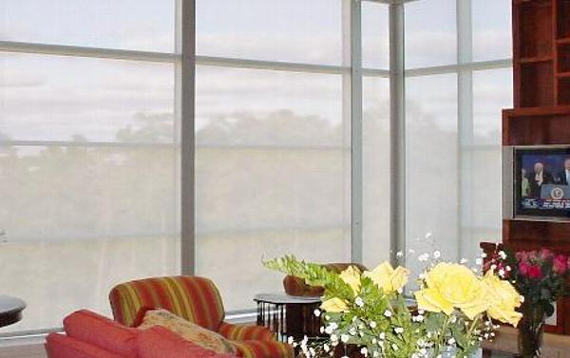 Remote Control Window Shades Houston Interior Shades