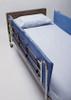 "Vinyl Bed Rail Pads, 80""L - 2"" Thick"