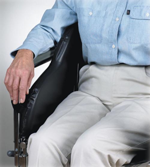 """Wheelchair 16""""L Snug Support, Pair"""