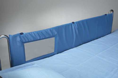 Thru-View Vinyl Bed Rail Pads