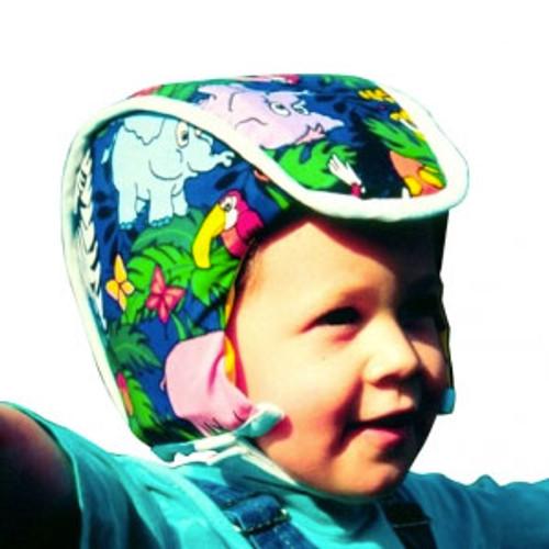 "ProtectaCap®, Preschool, Size 3, Denim, Head Circumference - 18"" - 20"""