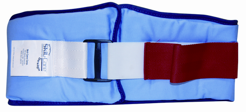 Resident-Release Soft Belt, Velcro with Red Loop Closure