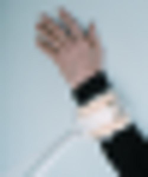 Sheepskin Limb Holder w/Double Strap