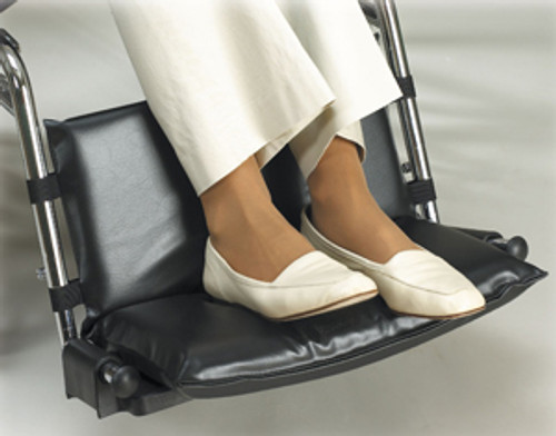"Econo-Footrest Extender w/3"" Foot Pad"