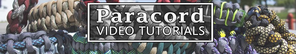 Paracord Video Tutorials