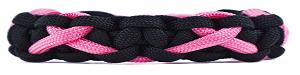 Breast Cancer Awareness Paracord Bracelet Tutorial