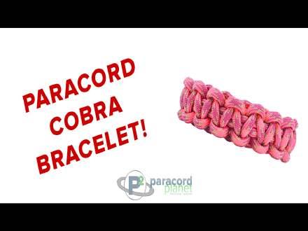 How to make a Paracord Solomon Bracelet tutorial video