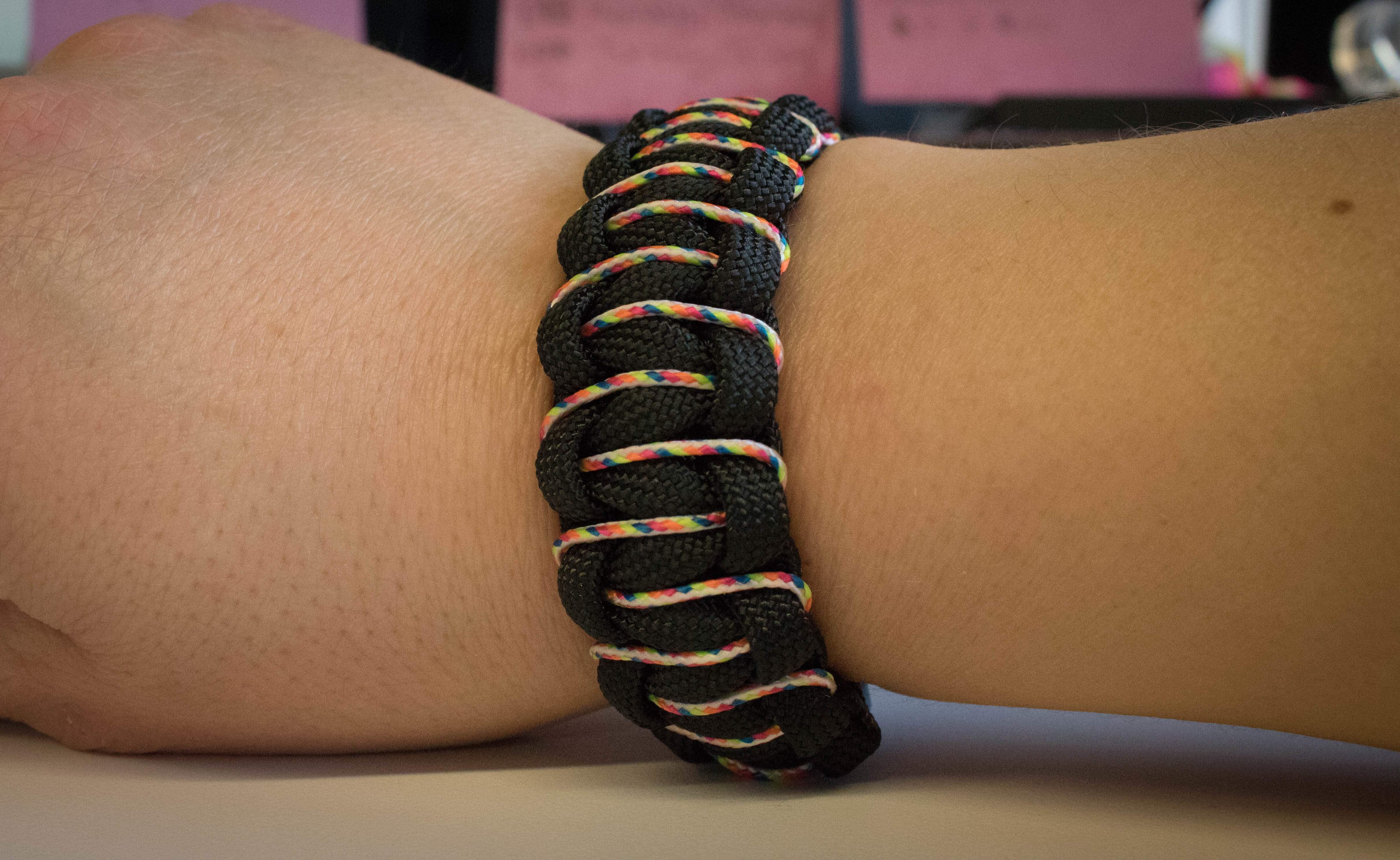 Micro Cord Bracelet