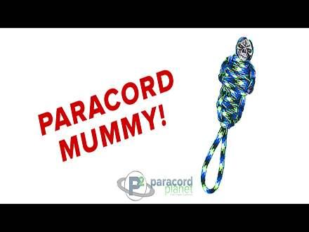 Paracord Mummy Tutorial Video