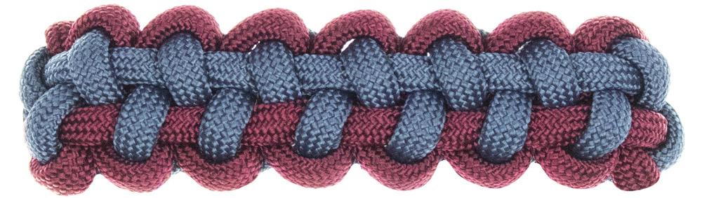 Stitched Solomon Bar Paracord Bracelet