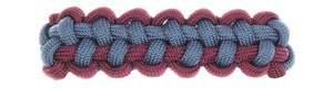 Stitched Solomon Bar Paracord Bracelet photo tutorial