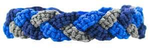 Tutorial for Tri Cobra Braid paracord bracelet